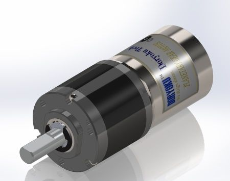 DIA37 Low Noise Planet motor - Different material of gears to meet your request. Special request is welcome.