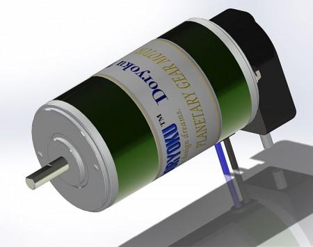 65mmDCサーボモーター - DCサーボモーターSV5946