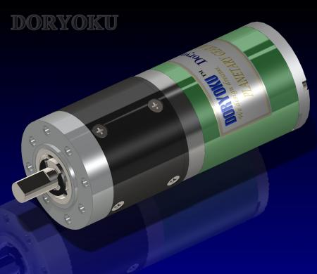 DIA 43 BLDC  Planet Motor - DIA 43 Brushless Planetary Gear Motors