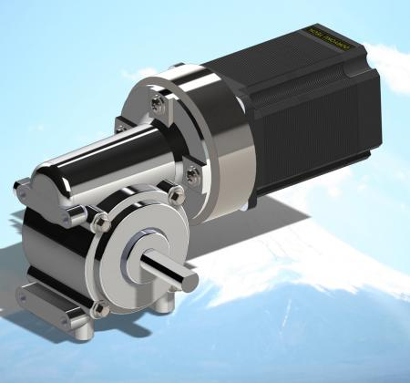 Stepper Worm GearMotor - DC Stepper Worm Gear Motor 56 TYPE