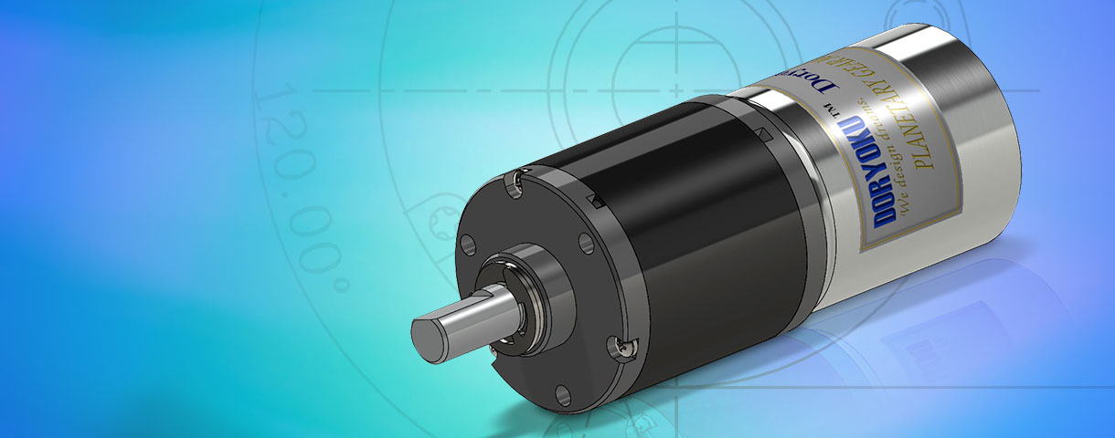 Professional Gear Motor Supplier