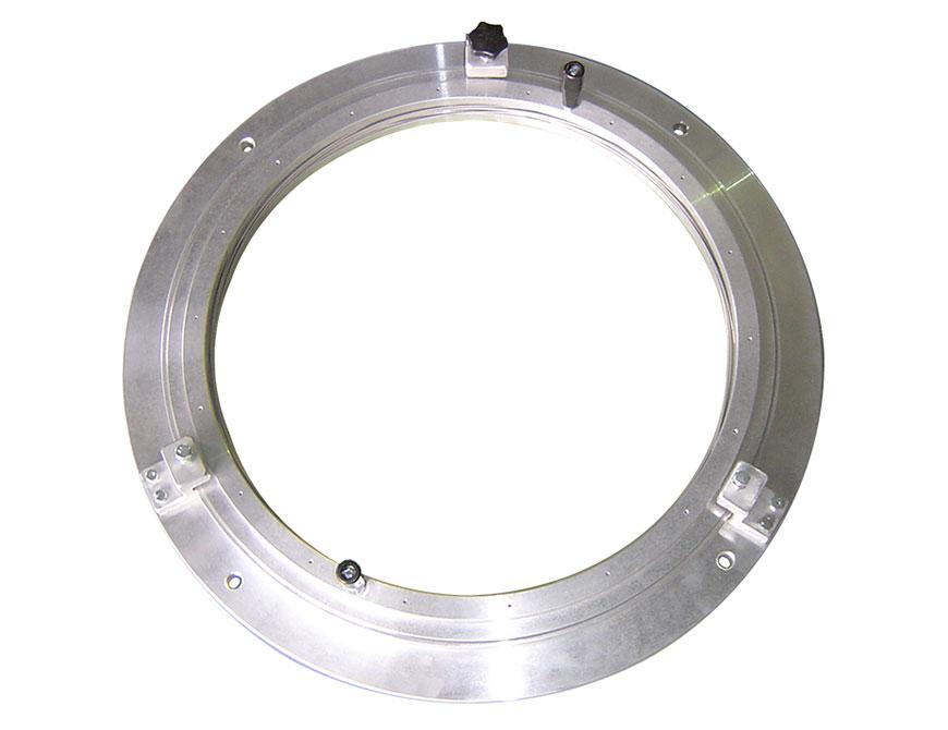 Nastavitelný stabilizační prstenec ručního typu