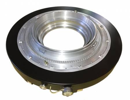 Anneau d'air de réglage fin LDPE LLDPE - Correction de la variation d'épaisseur du film par un réglage fin des vis à 360 degrés.