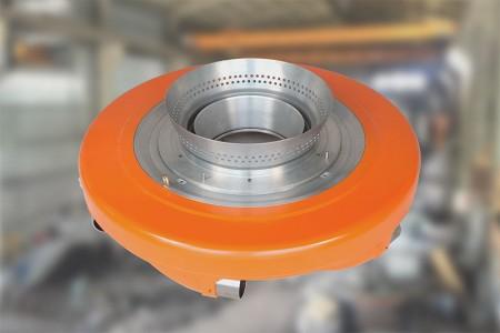 حلقة هواء المنتج الساخن لـ LDPE.