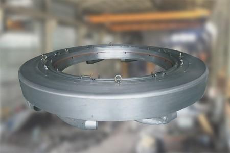 Гигантское воздушное кольцо для наземной пленки, максимальный наружный диаметр до 3000 мм.