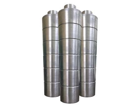 Central Column - Central Column is applied at HDPE long neck bubble of stabilizing effect.  The whole central column set includes: Iron Rod, Central Column piece and cloth enwrapped.  All sorts of sizes can be customized.