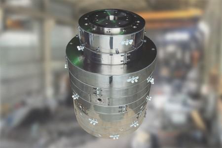 La haute technologie de haut niveau garantit une production et une stabilité maximales.