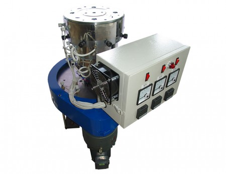 Movable Die Head Rotary mechanism with complete control system
