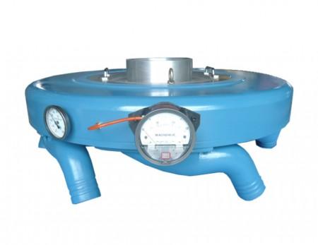 Capacité de refroidissement élevée adaptée au film soufflé HDPE ABA