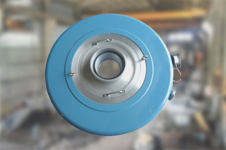 High air capacity and efficiency HDPE air ring for HDPE ABA.