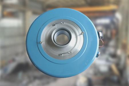 Kapasitas udara tinggi dan efisiensi cincin udara HDPE untuk HDPE ABA.