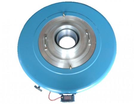 HDPE vysokorychlostní vzduchový kroužek se dvěma rty - U HDPE Mono / ABA fólie stabilní bublina nahoru; malá variační tloušťka, rychlé chlazení.