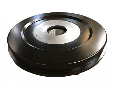 HDPE Dual Lips Air Ring - For HDPE monolayer / ABA, stable bubble up; low variation of thickness, fast cooling.