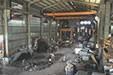 Bearbetning av aluminiumgjuteri