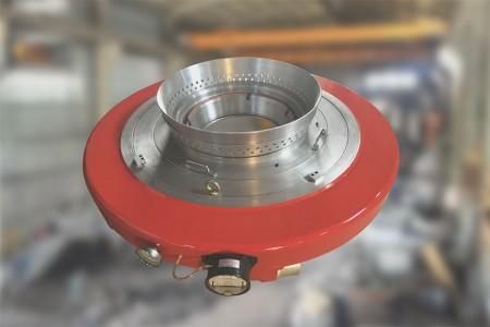 วงแหวนลมแปรผันความหนาต่ำสำหรับ LDPE ที่ให้ผลผลิตสูง