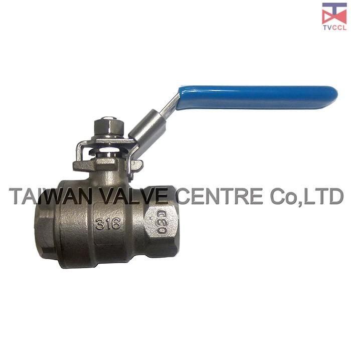 Ball valve have excellent shutoff design.