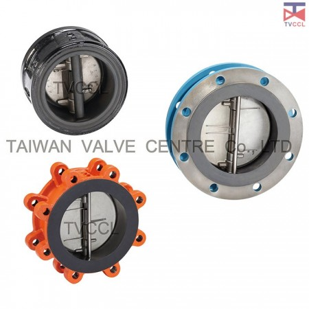 Full Rubber Type Check Valve - Full Rubber Lining Type Check Valve