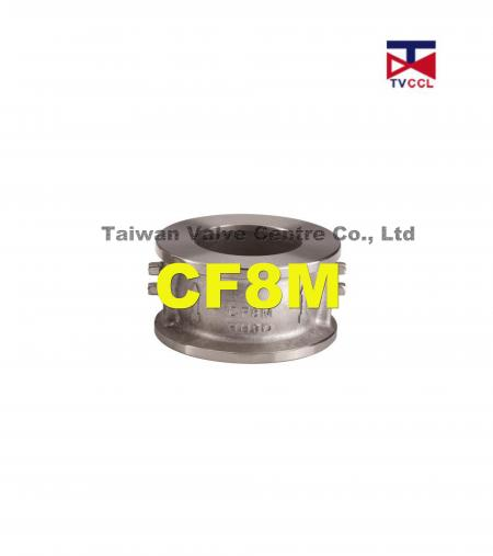 316 Stainless Steel Check Valve - 316 Stainless Steel