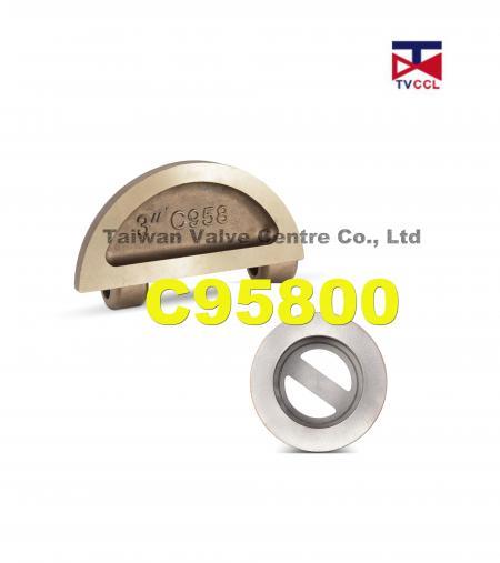 Aluminum Bronze Check Valve - Aluminum Bronze