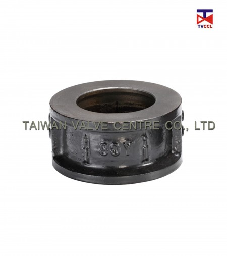 Ductile Iron Dual Plate Wafer Type Check Valve - Dual plate Check valves are easier to install than traditional check valves