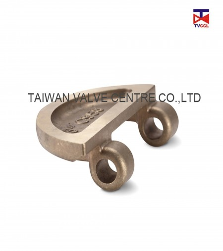 dual plate Full Lug type check valve