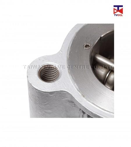 lug type check valve