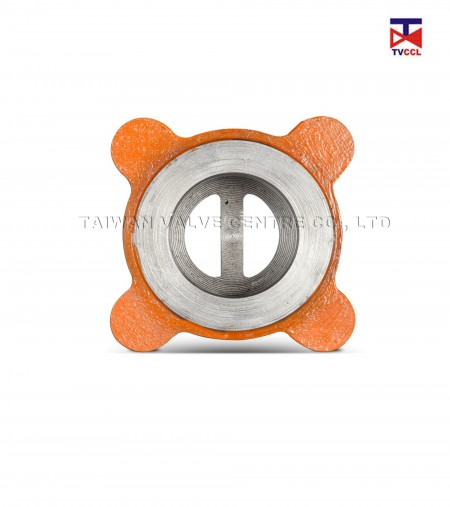Cast Steel Dual Plate Lug Type Check Valve - Dual Plate Lug Wafer Check Valve