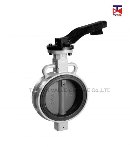 Cast Steel Centric Butterfly Valves