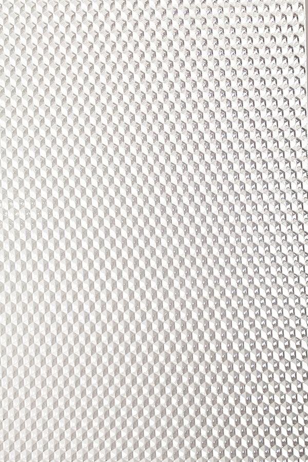 GPPS Patterned Sheet-Hexagonal Transparent