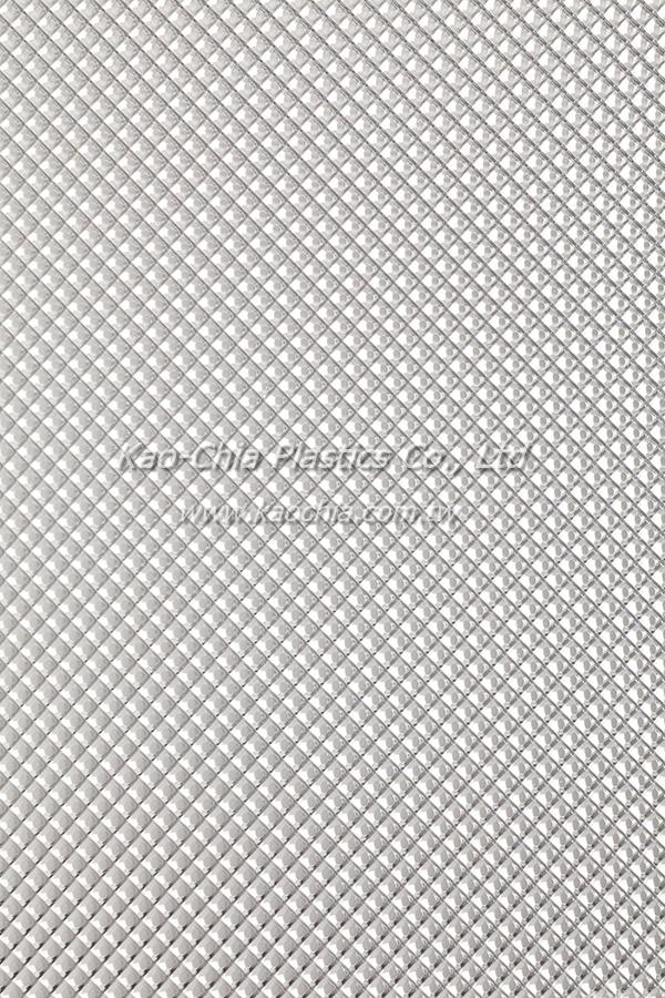 GPPS Patterned Sheet-Big Diamond Transparent