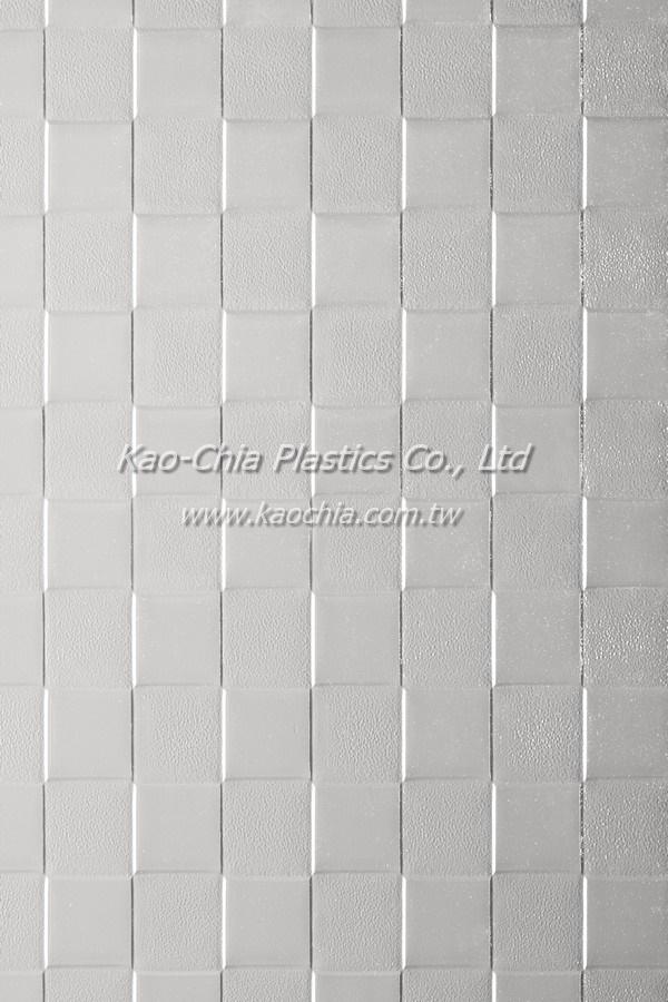 GPPS Sheet-Patterned Sheet-Transparent P010