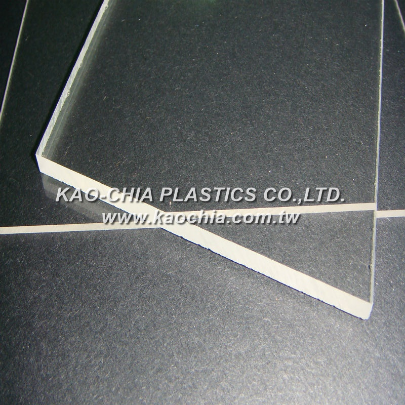 Certified Cast Acrylic Sheet Supply  100% Made in Taiwan