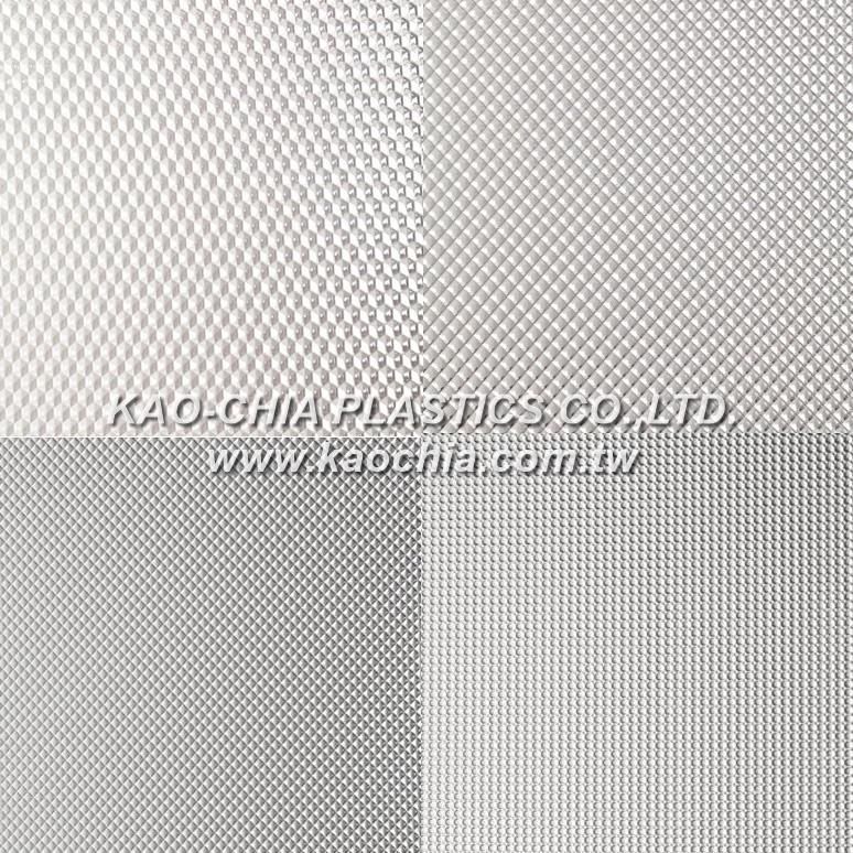 Diffusers sheet