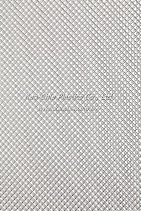 Laminas de Poliestireno-Hoja Estampada-Transparente P003