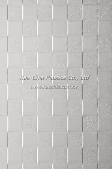 GPPS Sheet-Patterned Sheet-Transparent P010