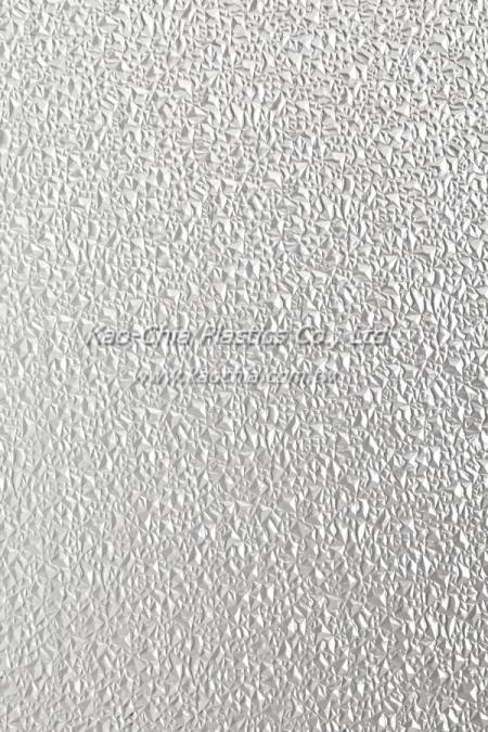 General Purpose Polystyrene Patterned Sheet - Ice