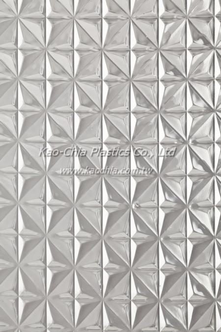 GPPS Sheet-Patterned Sheet-Transparent P020