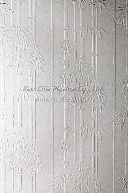 General Purpose Polystyrene Patterned Sheet - Bamboo