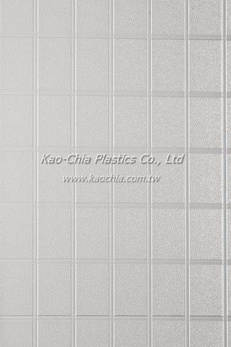 GPPS Sheet-Patterned Sheet-Transparent P032