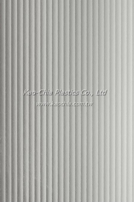 General Purpose Polystyrene Patterned Sheet - Corrugated