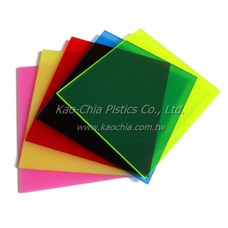 Acrylic Flat Sheet Translucent