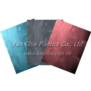 GPPS Patterned Sheet Solid color