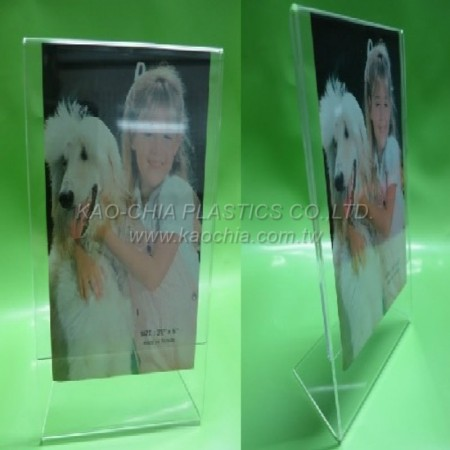 Ltype photo frame
