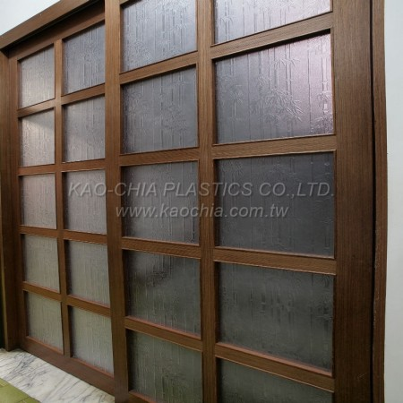 sliding door room