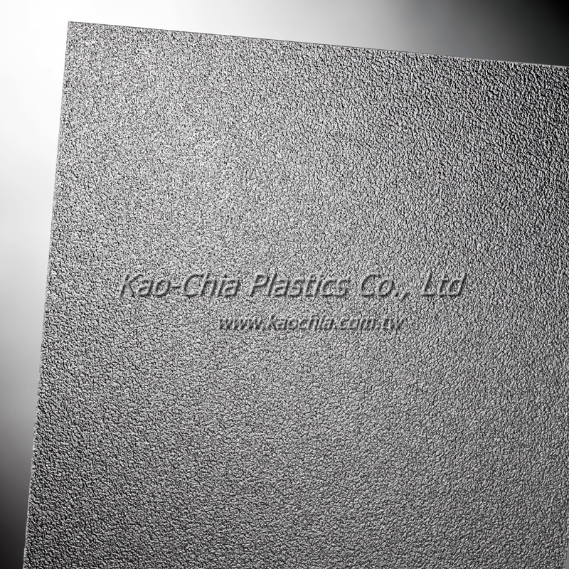 Acrylic Sheet-Patterned (Embossed) Sheet-Transparent