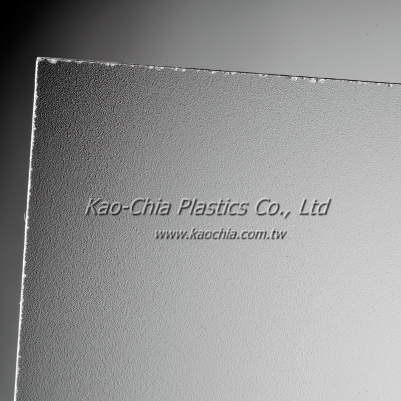 Acrylic Sheet-Patterned (Embossed) Sheet-Transparent