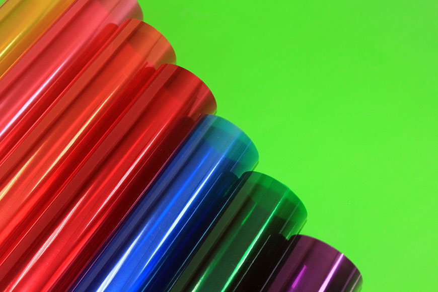 Transparent Color Printed Cellophane BOPP Film Wrap In Roll & Sheet