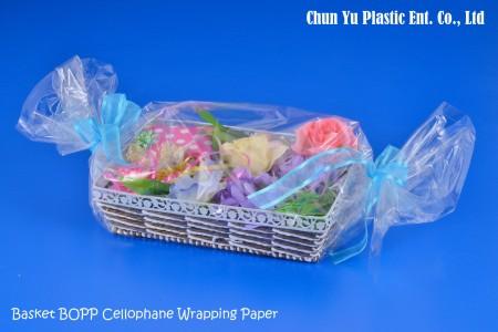 <br />Kertas Pembungkus Kado          Plastik BOPP