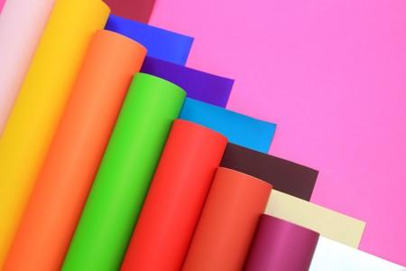 ПП синтетический с цветной печатной подарочной упаковочной бумагой (подарочная упаковочная бумага с жемчужной пленкой) - Перламутровая подарочная упаковочная бумага с цветной печатью в рулонах и листах