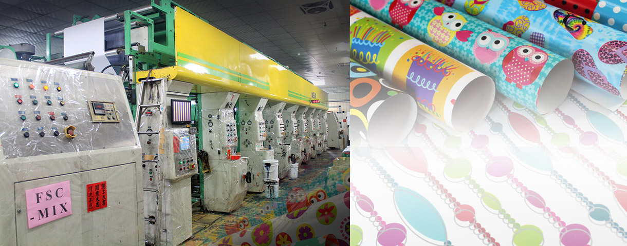 Capability to Print Customized Designs